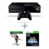 Xbox One 500gb + 1 Juego +control Inalambrico + Envio Gratis