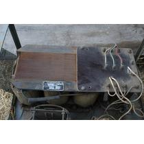 Transformador Elevador De Voltaje 220v A 2700v Monofasico