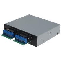 Sedna - Panel Frontal De Pc Usb 2.0 A Dual Rs 485 (2.5 Fl...