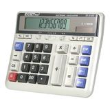 Calculadora Electrónica Para Ordenador Grande, Solar Y Bate