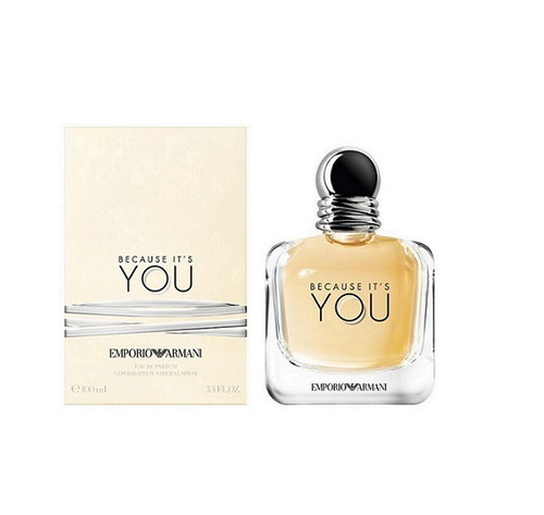 0cb9b4895 Armani Because It´s You Mujer Edp 100ml Portal Perfumes
