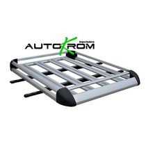 Parrilla De Techo Aluminio + Barras 1,1x0,9mt Oferta Oferta
