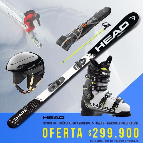 Equipamiento para Ski Melinterest Chile