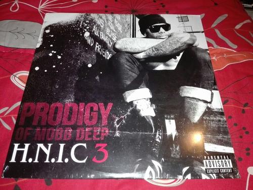 Prodigy Of Mobb Deep - H.n.i.c. 3 Vinilo Rap Hip Hop