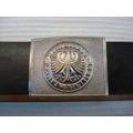 Cinturon Aleman Original Cuero