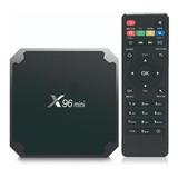 Smart Tv Box X96 Mini 2gb Ram 16gb 4k Android 9 Netflix 6