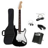Guitarra Eléctrica Stratocaster Y Amplificador Envio Gratis