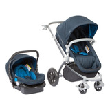 Coche Travel System Epic 4g Midnight Blue Infanti