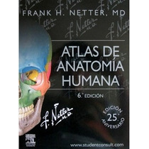 Pack Libro Netter 6ta Edición + Netter Para Colorear