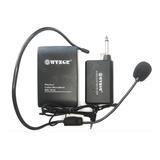 Microfono Cintillo Inalambrico Y Microfono Solapa 2 En Uno
