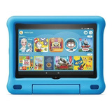 Tablet Amazon Fire Hd 8 Kids Edition Con Funda 32 Gb 2020