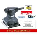 Lijadora Orbital Makita S S P  Mbo451  112 X 102mm