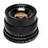 Lente 35mm F2 | 7artisans | Para Sony | Full Frame | Manual.