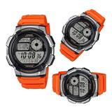 Reloj Casio Digital Ae-1000w Colores Surtidos/relojesymas