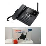 Fijo Hoga Telefon Prepago  Inalámbrico Portátil Envío Gratis