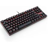 Teclado Gamer Mecánico Kumara K552-sp Redragon Johntech