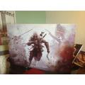 Assassins Creed Iii Cuadro  Gigante 0.95 X 0.65
