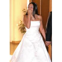 Precioso Vestido Novia 38-40 La Casa Blanca Excelente Estado