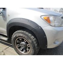 Extension De Tapabarro Toyota Hilux Militar 2006 Al 2015