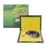 Trampa Adhesiva Plaga Ratones 100% Efectiva  Pack 10 Unidade