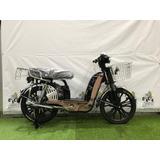 Bici Moto Electrica Valor 310.925+iva Doble Amortiguacion