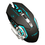 Mouse Óptico Gamer T-wolf Q13 Inalámbrico Recargable | Dfast