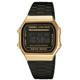 Reloj Hombre Casio A168wegb Retro Digital / Lhua Store