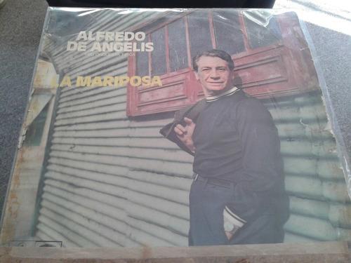 Lp - Alfredo De Angelis Y Su Orq. Típica -  La Mariposa