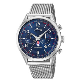 Reloj V18555/3 Azul Lotus Smart Casual Universidad De Chile
