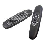 Mini Teclado Air Mouse Inalámbrico Touchpad 7 Colores