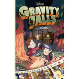 Libro Gravity Falls Comic 1 En Español Original  / Diverti