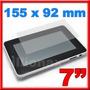 Lámina Protectora 7 Para Apad Epad Umpc Tablet Mid Umpc