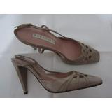 Zapato /botin ,cuero ,pura López , Numero : 38