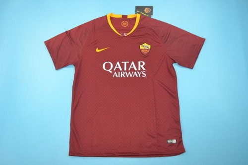 Camiseta Futbol As Roma Local 2018-2019 Nueva Talla Xl 0bb952443455a