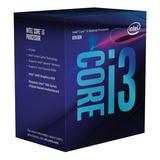 Procesador Core I3 8100 Nuevo
