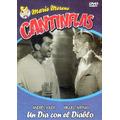 Animeantof: Dvd Cantinflas Un Dia Con El Diablo- Andres Sole