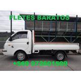 Fletes Baratos Express Mini Mudanzas Económicos Santiago