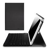 Fintie Samsung Galaxy Tab 10.1 Con Una Caja Del Teclado S P
