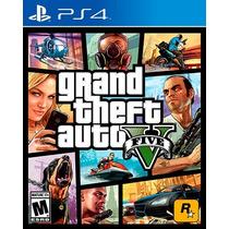 Grand Theft Auto V Ps4 - Juego Fisico - Next Gamers