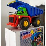Camión Minero Tolva Gigante Colores