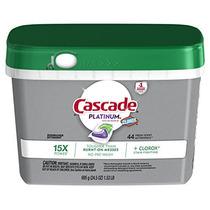 Cascade Platinum Actionpacs Detergente Para Lavavajillas...