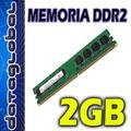 Memoria 2gb Ddr2 667 / 800 Dimm Para Pc Garantizadas