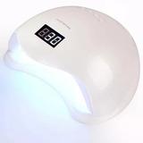 Lámpara Led Uv 48w Sun5 Uñas Manicure Esmalte Permanente