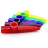 Kazoo De Plastico Marca Gcr Varios Colores Disponibles
