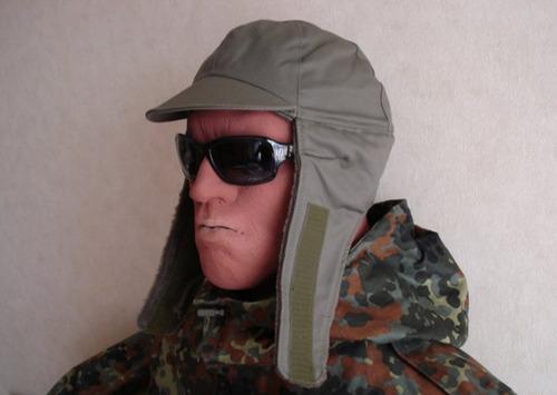 5dc5f934f5202 Gorro De Invierno De Ejercito Aleman Bundeswehr Color Oliva