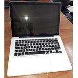 Macbook Pro 2012 I5 Desarme A1278