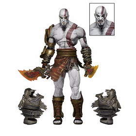 Kratos Ultimate  - God Of War 3 - 18cm - Neca - Verza