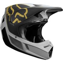 Casco Moto V3 Kila Gris Fox