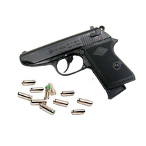 Pistola A Fogueo Marca Bruni Modelo New Police 9mm