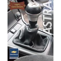 Funda Cuero Genuino Palanca Cambios Chevrolet Astra